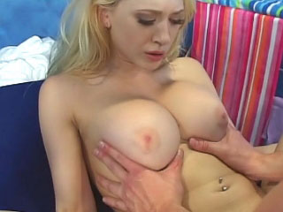 Awesome horny tow-headed girl getting characteristic fucked and devoted it