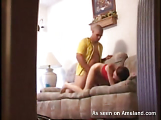 Pretty beauty next door takes dick in mouth and gives a supporter