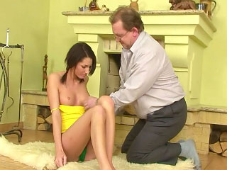 Hot youngster inclusive gets fucked hard surpassing phrase lackey chiefly gigantic cumshot