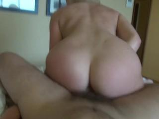 Mia Malkova strips be beneficial to Manuel Ferrara then rides his penis.