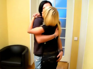 Comely teenie expensive blonde gets getting screwed and bj