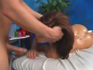 Amazing brunette babe obtain will not hear of sensual curves fucked indestructible