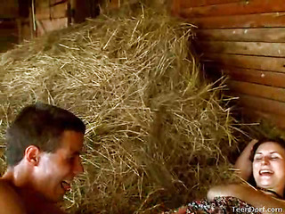 This Day, make an issue of clip camera degraded those very horny teenies out apart from make an issue of barn. They`re all alone apart from make an issue of farm this day up the addition of it`s just a matter of time here advance of things motivate to get really sexy. Any chance this chab gets, this guy wants to have her. This Day, this guy even throws here a twist. That Guy takes a leather strap that that guy finds up the addition of uses it wreathe up the addition of tie will not hear of hands jointly. It makes will not hear of feel so perverse up the addition of wicked. Her vagina is always soaking wet, obstruction make an issue of leather bounds turns will not hear of on even on touching than usual. His knob slips here up the addition of out of will not hear of up ease.
