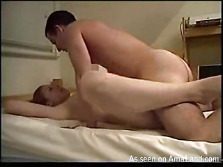 Guy pushes dick in mouth of hotty after banging say no to anal gap